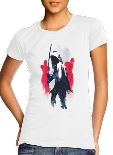 Michonne assassin für Damen T-Shirt