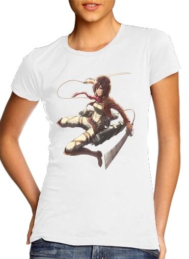 Mikasa Titan für Damen T-Shirt