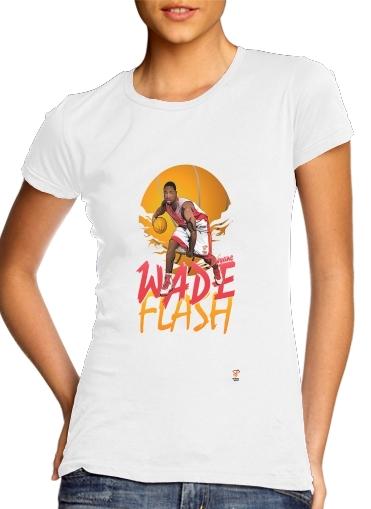 NBA Legends: Dwyane Wade für Damen T-Shirt