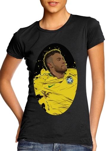 Neymar Carioca Paris für Damen T-Shirt