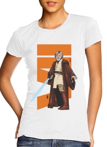 Old Master Jedi für Damen T-Shirt