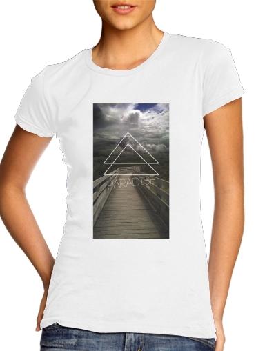 paradise Reverse für Damen T-Shirt