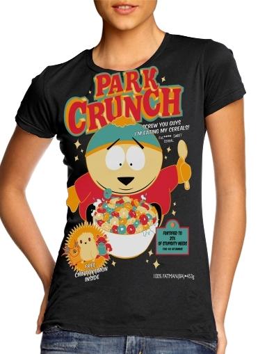 Park Crunch für Damen T-Shirt