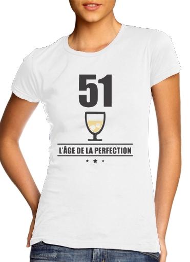 T-Shirts Pastis 51 Age de la perfection