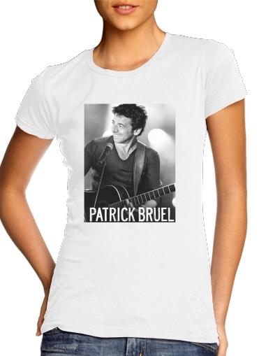 patrick bruel tour 2019 für Damen T-Shirt