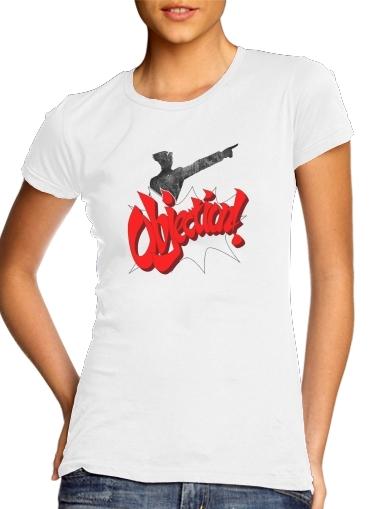 Phoenix Wright Ace Attorney für Damen T-Shirt