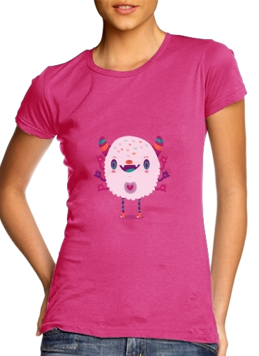 Puffy Monster für Damen T-Shirt