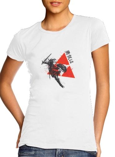 RedSun : Triforce für Damen T-Shirt