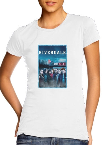 RiverDale Tribute Archie für Damen T-Shirt