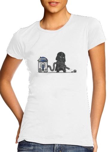 Robotic Hoover für Damen T-Shirt