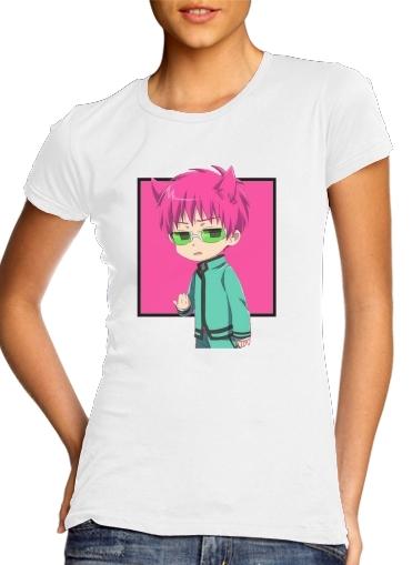 Saiki Kusuo für Damen T-Shirt