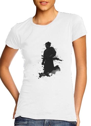 Samurai für Damen T-Shirt