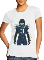 Women T-shirt short sleeve round neck  SB L Seattle