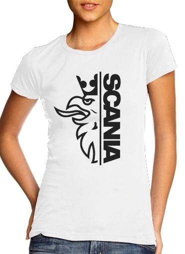 Scania Griffin für Damen T-Shirt