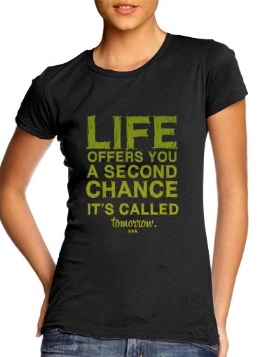 Second Chance für Damen T-Shirt