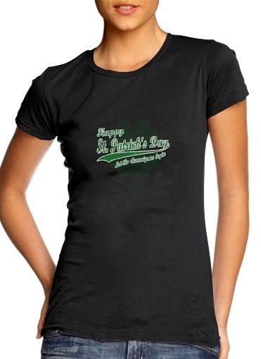 St Patrick's für Damen T-Shirt