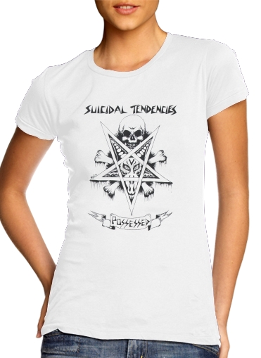 Suicidal Tendancies für Damen T-Shirt