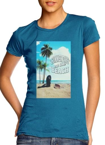 Summer Days für Damen T-Shirt