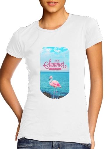 Summer für Damen T-Shirt