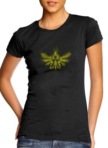 Triforce Smoke Y für Damen T-Shirt