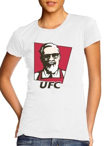 UFC x KFC für Damen T-Shirt