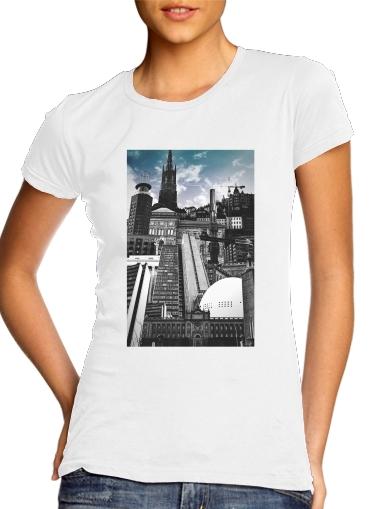Urban Stockholm für Damen T-Shirt