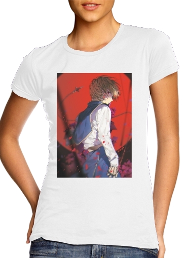T-Shirts Vengeful Kurapika hxh